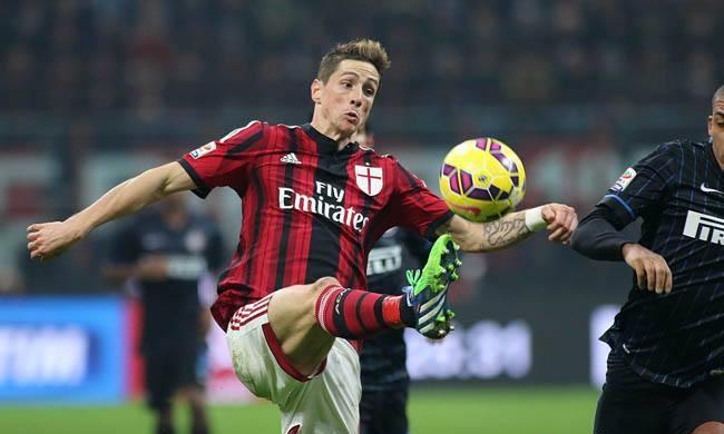 Fernando Torres, uno dei peggiori nel derby di ieri sera