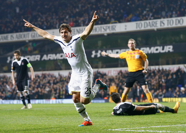 Tottenham-Partizan 1-0 (49' Stambouli)