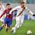Francesco Totti, il migliore della Roma nel match contro il CSKA