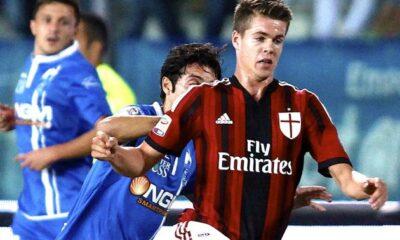 Marco Van Ginkel, centrocampista del Milan