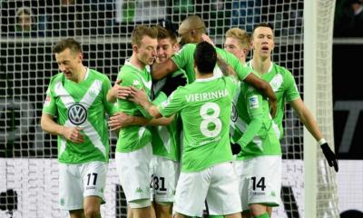 Wolfsburg-M'Gladbach 1-0