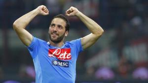 Gonzalo Higuain, stella del Napoli targato Benitez