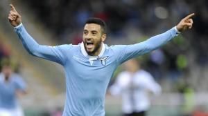 Felipe Anderson, gol a Parma.