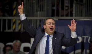 Stefano Sacripanti, coach di Cantù.