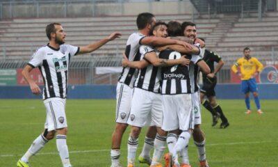 Ascoli primo nel girone B di Lega Pro