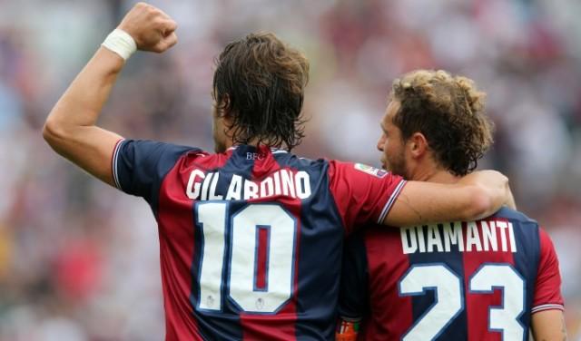 Gilardino-Diamanti, i due italiani torneranno in Italia.