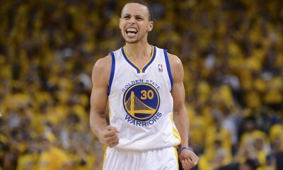 19 punti ed 11 assist per Steph Curry