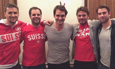Svizzera tennis 2014