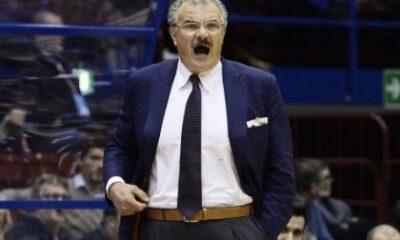 Sacchetti, allenatore Sassari