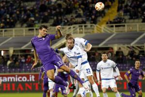 Fiorentina-Dinamo Minsk 1-2: prestazione impalpabile di Mario Gomez