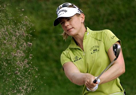 Annika Sörenstam, leggenda del golf mondiale