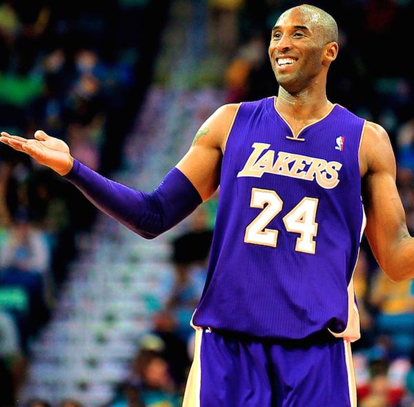 Tripla doppia per l'intramontabile Kobe Bryant