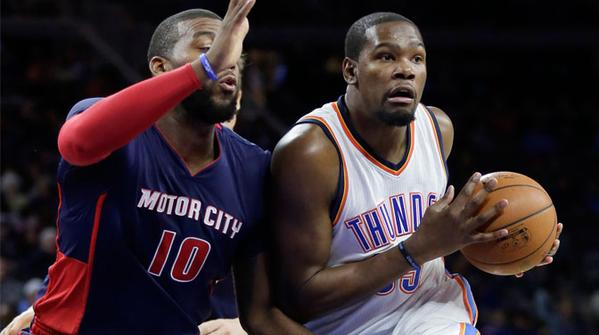 Durant, Thunder, Nba.