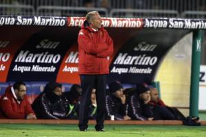 Zdenek Zeman, tecnico del Cagliari
