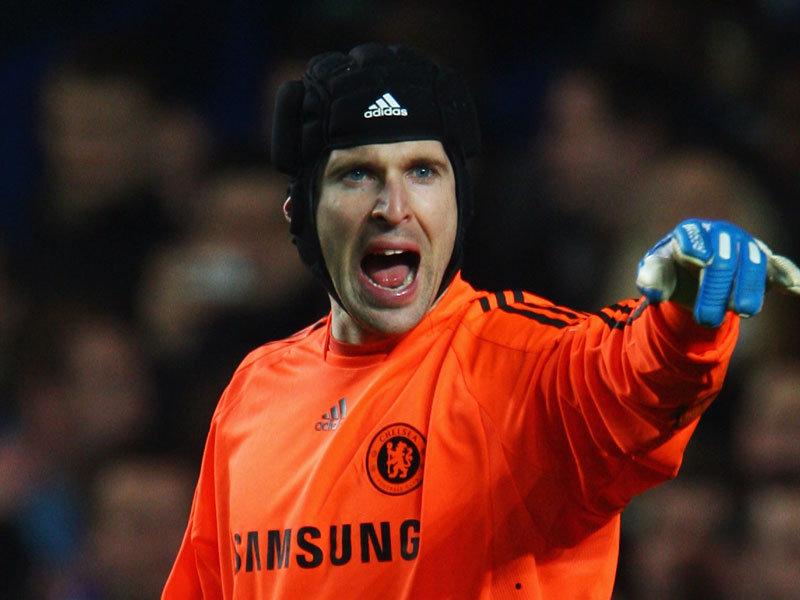 Petr Cech, possibile sostituto di Handanovic.