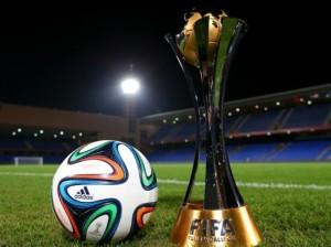 Il trofeo del Mondiale per Club