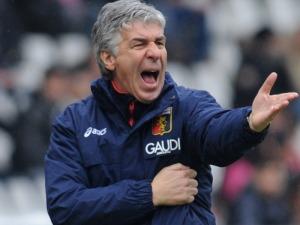 Gian Piero Gasperini, tecnico del Genoa