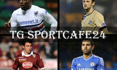 Tg SportCafe24 | Doppio colpo Inter e Milan. Juventus su un terzino, il Napoli pesca in casa Chelsea