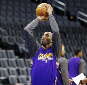 Kobe Bryant, per niente soddisfatto dei suoi compagni aveva chiesto una reazione forte e l'ha ottenuta
