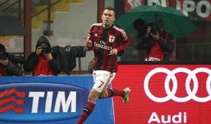 Jeremy Menez con i suoi gol sta trascinando il Milan nella corsa al terzo posto