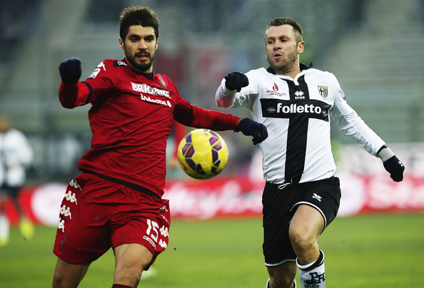 Parma-Cagliari finisce 0-0