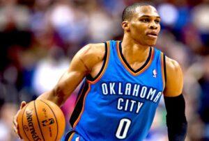 Russell Westbrook, i suoi 40 punti non hanno evitato la sconfitta ai Thunder