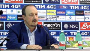 """Verso Napoli-Empoli, Benitez in conferenza: """"Rispetto per l'Empoli. Hamsik tornerà ai suoi livelli"""""""