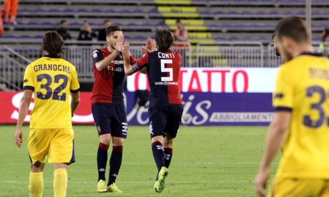 Il Cagliari elimina il Modena dalla Coppa Italia dopo un match folle