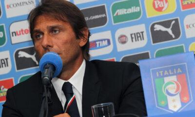 Antonio Conte; Nazionale