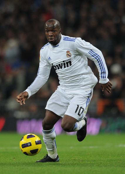 Lassana Diarra, obbiettivo ormai sfumato del calciomercato dell'Inter