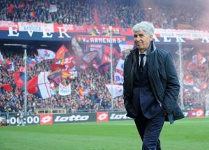 Gasperini sogna la Champions con il suo Genoa