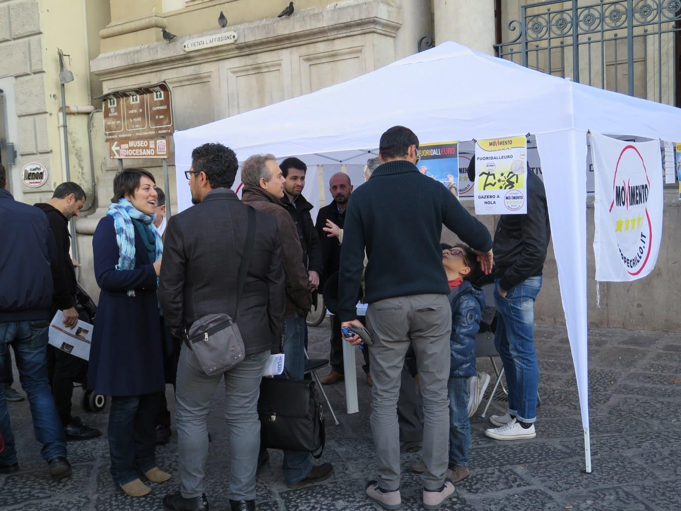 M5S.Referendum anti euro