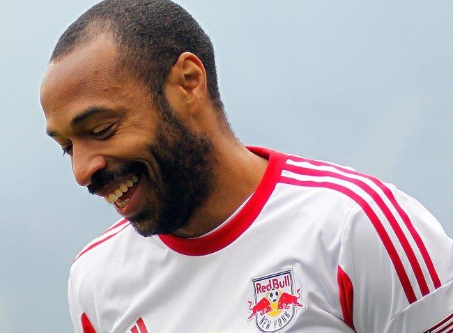 Thierry Henry annuncia il ritiro