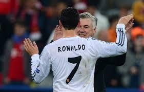 Ancelotti e Cristiano Ronaldo stanno portando il Real Madrid sempre più al top.