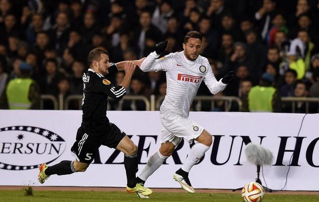 Qarabag-Inter 0-0