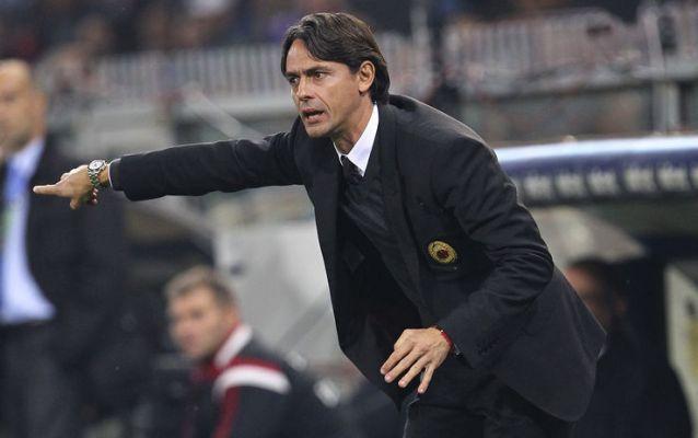 Filippo Inzaghi, albero di Natale per il suo Milan?