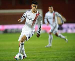 Joaquin Correa, nuovo acquisto della Sampdoria