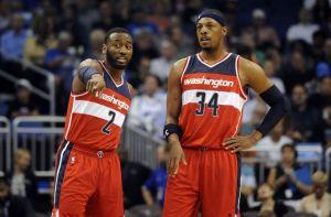 Playoff Nba: senza Wall i Wizards non passano, Atlanta fa 1-1 nella serie