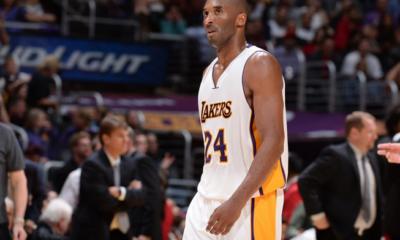 Kobe Bryant, niente All Star Game per lui a causa di un infortunio