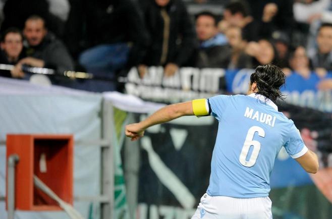 Mauri stellare: Lazio-Atalanta 3-0