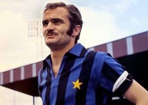 Sandro Mazzola, protagonista della Grande Inter.