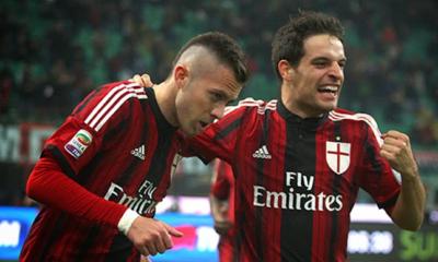 Menez e Bonaventura dovrebbero essere due giocatori da cui far ripartire il Milan