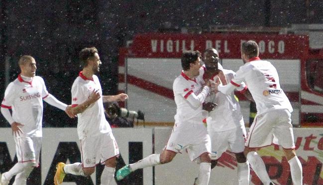 Bari - Latina 1-0 (64' Minala)