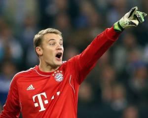 Manuel Neuer, portiere del Bayern Monaco