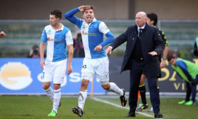 Verona-Chievo 0-1, Paloschi