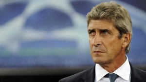 Manuel Pellegrini, al secondo posto in Premier League