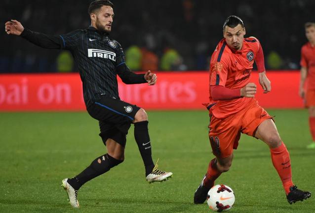 Cabaye stende l'Inter: 1-0 Psg