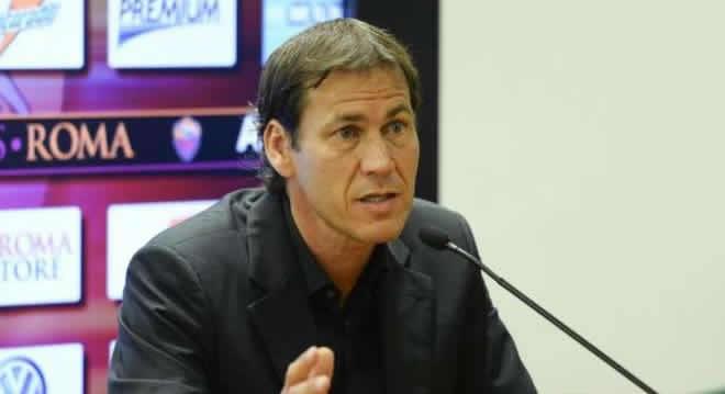 """Verso Roma-Sassuolo, Garcia in conferenza: """"Testa al campionato. Florenzi come Totti e De Rossi"""""""