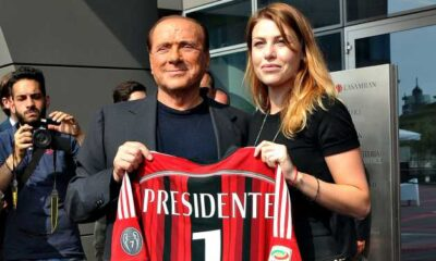 Berlusconi, proprietario Milan