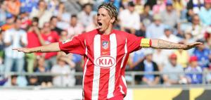"""Fernando Torres tornerà a vestire la maglia del """"suo"""" Atletico Madrid."""
